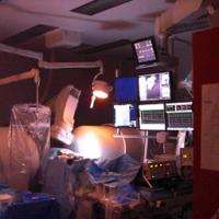 Intervento di ablazione su paziente affetto da sindrome di Brugada mediante l'utilizzo del robot