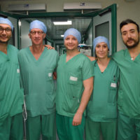Protesi di ginocchio: a Villa Igea protocollo innovativo per il recupero rapido