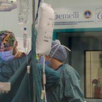 Al congresso ESGE di Vienna live surgery dalle nuove sale operatorie integrate di chirurgia robotica del Gemelli