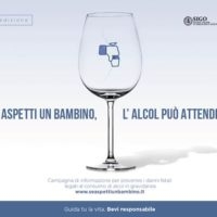 """Al via la campagna SIGO-Assobirra """"Se aspetti un bambino l'alcol può attendere"""""""