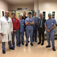 All'ASST di Monza complesso intervento di asportazione della tiroide
