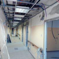 Savignano: avanzano i lavori per l'ampliamento dell'Ospedale di Comunità