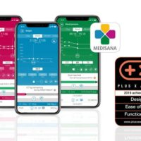 L'app VitaDock + di MEDISANA vince il Plus X Award in tre categorie