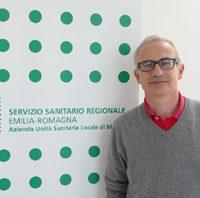 Angelo Vezzosi Direttore del Distretto di Mirandola