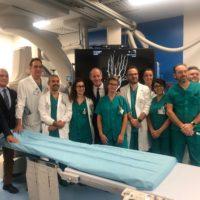 Inaugurato il nuovo Polo angiografico dell'Ospedale di Conegliano
