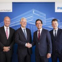 Philips e l'Ospedale Klinikum di Stoccarda siglano un accordo di partnership decennale per l'innovazione