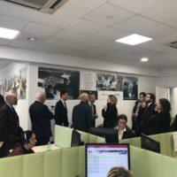 Ospedale Israelitico: inaugurato il CUP Contact Center 2.0