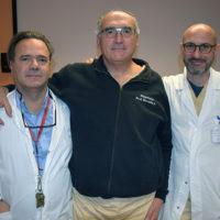 Paziente salvato a Siena grazie ad un intervento chirurgico multidisciplinare