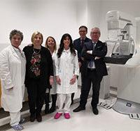 Mammografo di ultima generazione al Polo Sanitario di Venaria