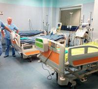 Aumentano i posti di rianimazione negli ospedali di Pinerolo e Rivoli