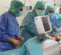 A Sassari un intervento al cuore con supporto da remoto