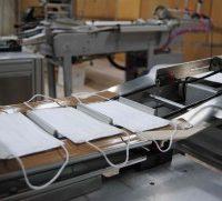 LUBIAM: nella sede mantovana verranno prodotte 50.000 mascherine al giorno