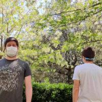 Due giovani grossetani donano la loro invenzione al reparto covid dell'Ospedale misericordia