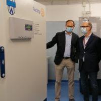"""Due nuovi freezer di ultima generazione per la Biobanca del'Irccs """"Burlo Garofolo"""