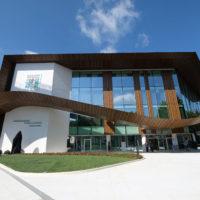 Inaugurata la nuova struttura d'ingresso dell'IRCCS Sacro Cuore Don Calabria