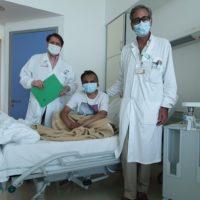 All'Ospedale dell'Angelo di Mestre operazione al cervello da sveglio