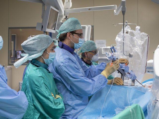 Valvola tricuspide: utilizzato device innovativo al Maria Cecilia Hospital