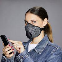 Arriva Narvalo Urban Mask: la mascherina che dialoga con lo smartphone