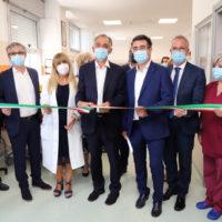 Aou senese: inaugurati il Day hospital sperimentazioni cliniche immunoncologia, il Polo endoscopico e il Day hospital ematologico