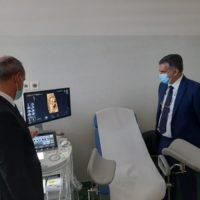 Ospedale Unificato di Broni-Stradella: presentata la nuova tecnologia ecografica 4D