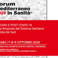 Al via a Bari Fiera del Levante il 4° Forum Mediterraneo in sanità
