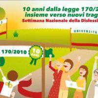 Associazione Italiana Dislessia organizza la 5° Edizione della Settimana Nazionale della Dislessia interamente online