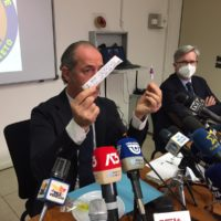Covid-19: presentato in Veneto test fai-da-te