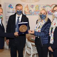 Gruppo Menarini prosegue nel suo impegno al fianco della Fondazione Tommasino Bacciotti