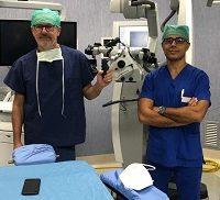 Un'innovativa tecnica neurochirurgica all'Aou di Sassari