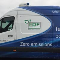 Eurodifarm e Mercedes testano la distribuzione dei prodotti farmaceutici a zero emissioni locali e a temperatura controllata