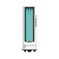 LG annuncia il robot con luce a raggi UV con azione disinfettante
