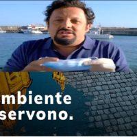 Torna la campagna Minambiente con l'attore Brignano sullo smaltimento corretto di mascherine anti-Covid