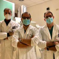 Al Ca' Foncello di Treviso innovativo intervento di chirurgia vertebrale