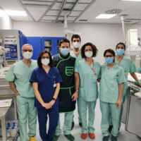 Sant'Andrea di Vercelli: paziente salvato da Ictus grazie all'utilizzo di un nuovo filtro di protezione cerebrale