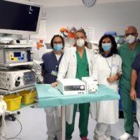 La radiofrequenza eco-endoscopica per trattare neoplasie alle vie biliari e al pancreas
