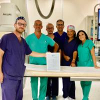 Tumore del pancreas non operabile: al Miulli il primo caso trattato con successo tramite elettroporazione irreversibile percutanea