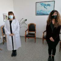 Agostina Solinas nuovo Direttore dell'Unità Operativa di Neonatologia e Terapia Intensiva Neonatale dell'Azienda Ospedaliero – Universitaria di Ferrara