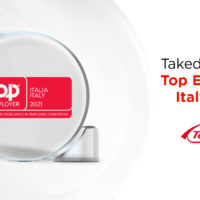 Takeda Italia certificata Top Employers Italia 2021