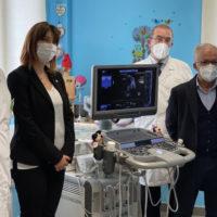 Azienda Ospedaliero-Universitaria di Cagliari: un ecocardiografo super tecnologico per curare i cuori dei più piccoli