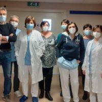 Asst Lariana: ricostruito l'omero di una paziente con un'ampia metastasi