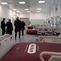 Ospedale di Chieti: nuova Rianimazione. A Ortona il restyling del Pronto soccorso