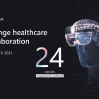 Al via la 24 ore internazionale di Chirurgia Olografica di Microsoft #HolographicSurgery