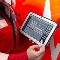 I dispositivi rugged Panasonic TOUGHBOOK supportano la digitalizzazione dei servizi d'emergenza e pronto soccorso