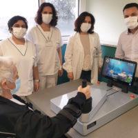 Robot per riabilitazione del braccio dopo l'ictus anche a casa dei pazienti