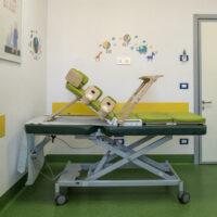 Una palestra riabilitativa portatile per il Centro COALA del Buzzi di Milano