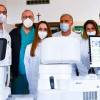 Al Poma di Mantova un nuovo strumento all'avanguardia per lo studio delle patologie dell'occhio