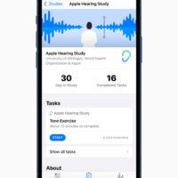 I primi dati dell'Apple Hearing Study sulla salute dell'udito