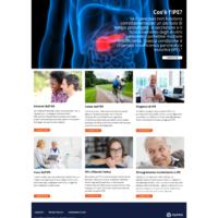 Ul nuovo portale informativo per conoscere sintomi e cause delle patologie del pancreas