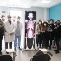 All'ospedale di Ravenna il tavolo di dissezione virtuale Anatomage