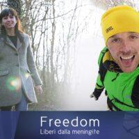 "Al via la web-seria ""Freedom, liberi dalla meningite"""